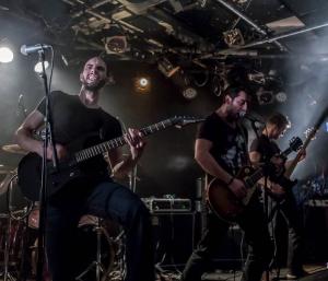 Resurrect Tomorrow 2014 - Aaron Oostdijk - Hakan Aydin - Ilja Timmerman - Stephan de Regt