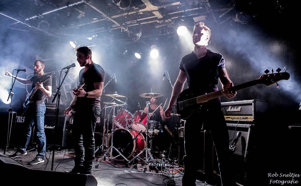 Resurrect Tomorrow 2014 - Ilja Timmerman - Hakan Aydin - Stephan de Regt - Aaron Oostdijk