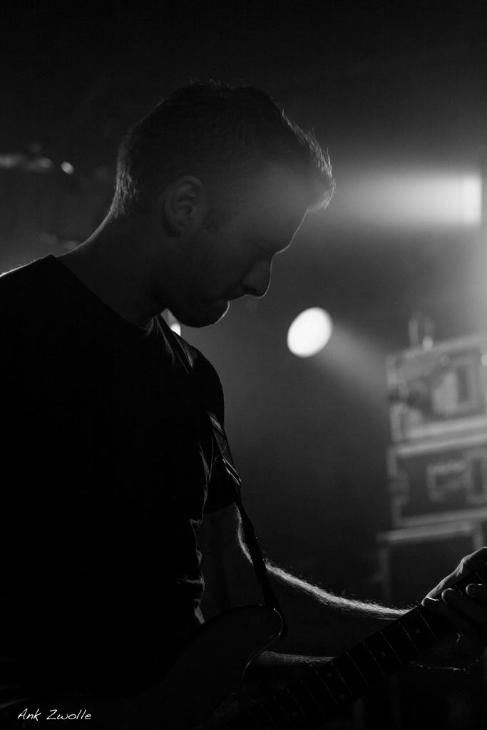 Resurrect Tomorrow Baroeg Rotterdam 02/10/2016 - Ilja Timmerman