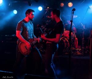 Resurrect Tomorrow Baroeg Rotterdam 02/10/2016 - Aaron Oostdijk - Hakan Aydin